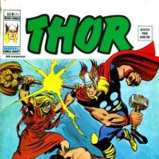 Cómics: THOR V2-21 (VERTICE, 1975). Lote 183456646