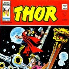 Cómics: THOR V2-33 (VERTICE, 1975). Lote 183457285