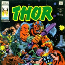 Comics: THOR V2-40 (VERTICE, 1975). Lote 183471692