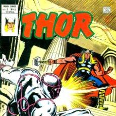 Comics: THOR V2-45 (VERTICE, 1975). Lote 183472201
