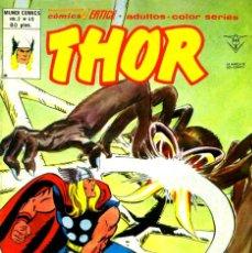 Cómics: THOR V2-49 (VERTICE, 1975). Lote 183472686