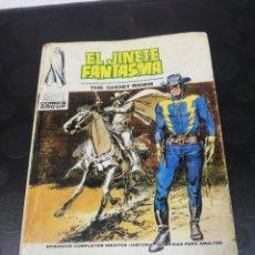 Cómics: EL JINETE FANTASMA. N.4. UN HOMBRE LLAMADO HURACAN. Lote 183483401