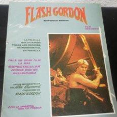 Cómics: FLASH GORDON. SUPREMACIA EAPACIAL. FILM DINO DE LAURENTIS. Lote 183485800