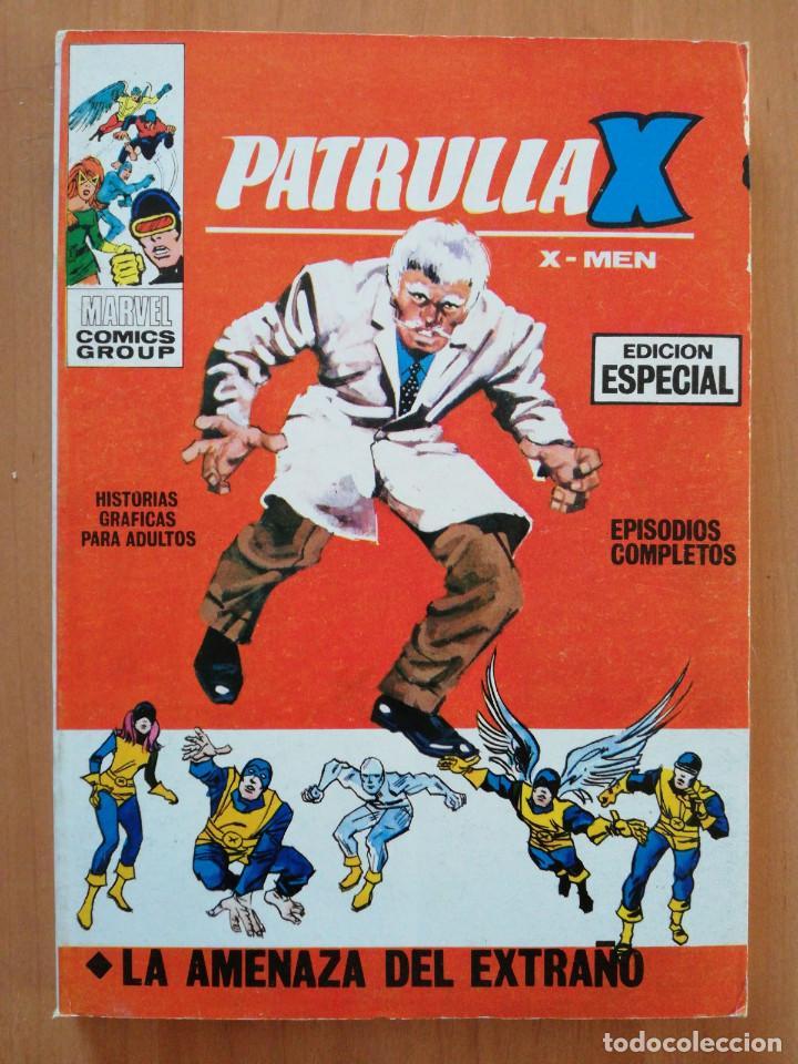 PATRULLA X Nº 5 TACO VERTICE (Tebeos y Comics - Vértice - V.1)