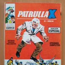 Cómics: PATRULLA X Nº 5 TACO VERTICE. Lote 183488751