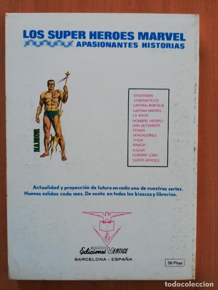 Cómics: PATRULLA X Nº 5 TACO VERTICE - Foto 2 - 183488751