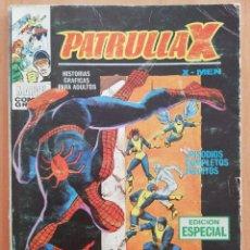 Cómics: PATRULLA X Nº 16 TACO VERTICE. Lote 183489833