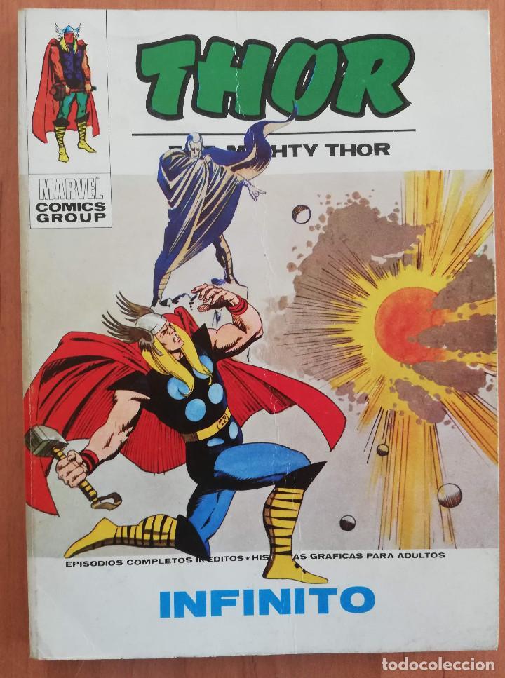 THOR Nº 38 TACO VERTICE (Tebeos y Comics - Vértice - V.1)