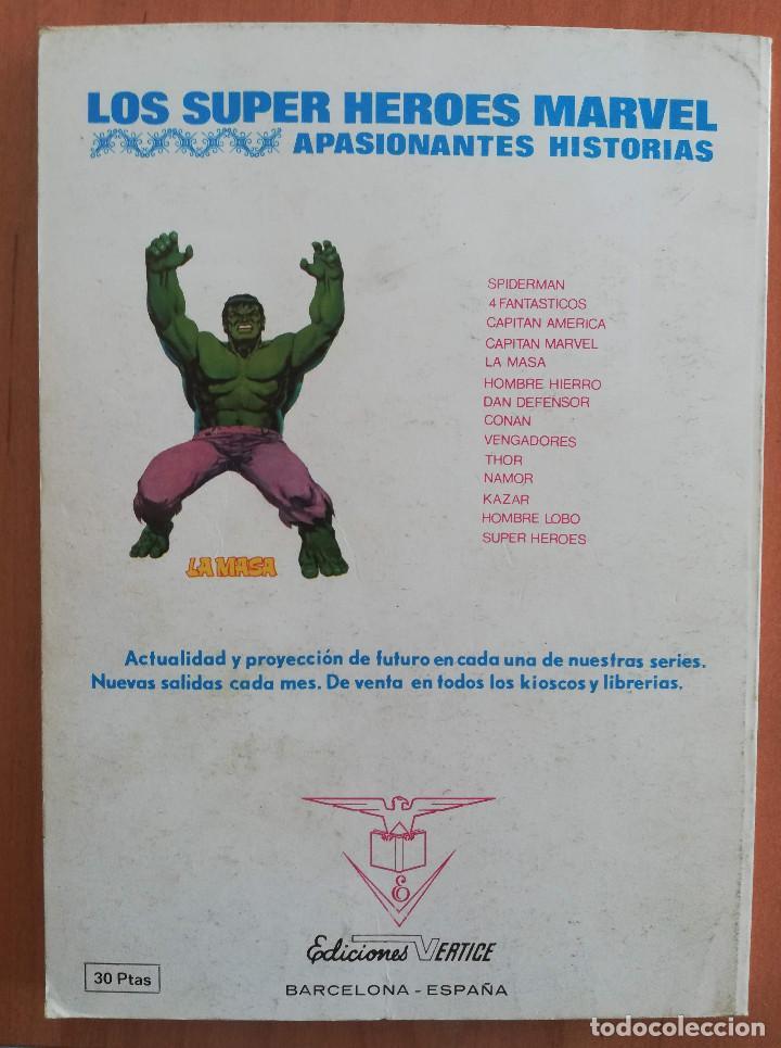 Cómics: THOR Nº 38 TACO VERTICE - Foto 2 - 183490613
