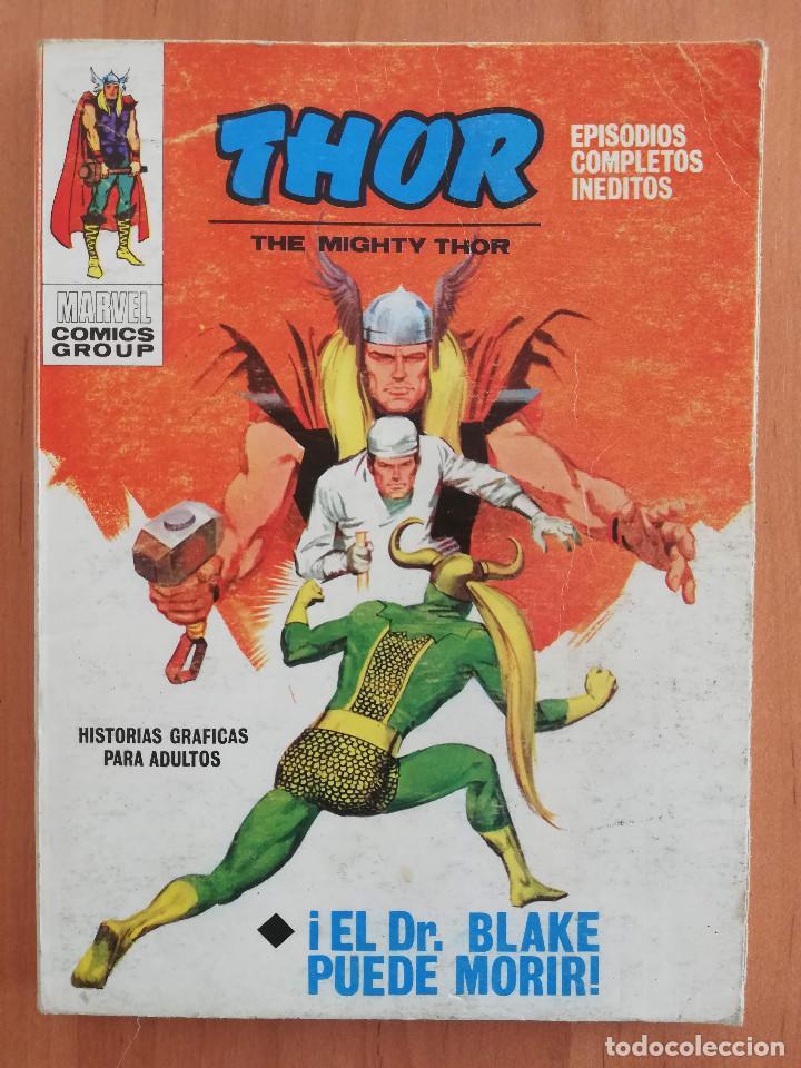 THOR Nº 23 TACO VERTICE (Tebeos y Comics - Vértice - V.1)