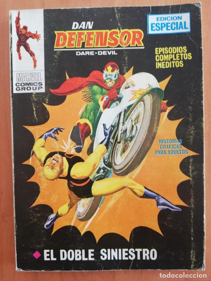 DAN DEFENSOR Nº 24 VOL 1 TACO VERTICE (Tebeos y Comics - Vértice - V.1)