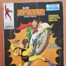 Cómics: DAN DEFENSOR Nº 24 VOL 1 TACO VERTICE. Lote 183491195