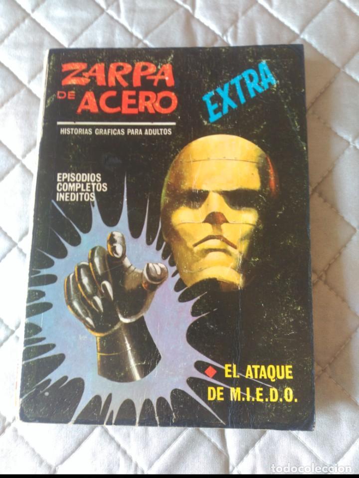 ZARPA DE ACERO VOL. 1 Nº 16 VERTICE (Tebeos y Comics - Vértice - Fleetway)