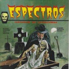 Comics: ESPECTROS NUMERO 2 VERTICE. BUEN ESTADO. Lote 183492411