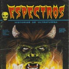 Comics: ESPECTROS NUMERO 6 VERTICE. BUEN ESTADO. Lote 183492675