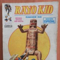 Cómics: RAYO KID Nº 10 TACO VERTICE. Lote 183492701