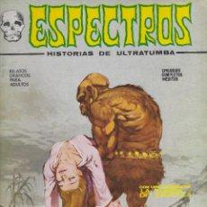 Cómics: ESPECTROS NUMERO 11 VERTICE. MUY BUEN ESTADO. Lote 183492980