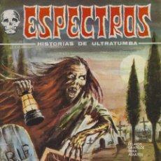Comics : ESPECTROS NUMERO 12 VERTICE. MUY BUEN ESTADO. Lote 183493016