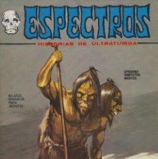 Comics : ESPECTROS NUMERO 13 VERTICE. MUY BUEN ESTADO. Lote 183493065