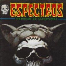 Comics : ESPECTROS NUMERO 14 VERTICE. BUEN ESTADO. Lote 183493131
