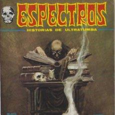 Comics : ESPECTROS NUMERO 15 VERTICE. MUY BUEN ESTADO. Lote 183493275