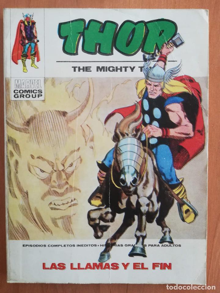 THOR Nº 34 TACO VERTICE (Tebeos y Comics - Vértice - V.1)