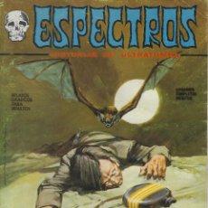 Comics : ESPECTROS NUMERO 17 VERTICE. BUEN ESTADO. Lote 183493426
