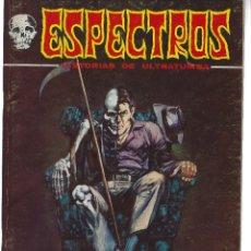 Comics : ESPECTROS NUMERO 21 VERTICE. BUEN ESTADO. Lote 183494782