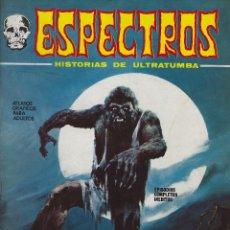 Comics : ESPECTROS NUMERO 22 VERTICE. MUY BUEN ESTADO. Lote 183494866