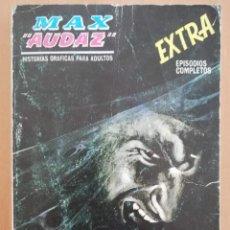 Cómics: MAX AUDAZ Nº 6 TACO VERTICE. Lote 183494903
