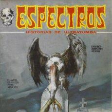 Comics : ESPECTROS NUMERO 23 VERTICE. MUY BUEN ESTADO. Lote 183494932