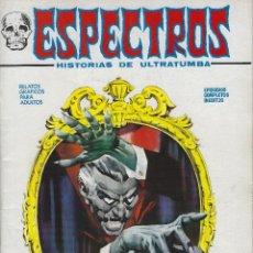 Comics : ESPECTROS NUMERO 25 VERTICE. MUY BUEN ESTADO. Lote 183495072
