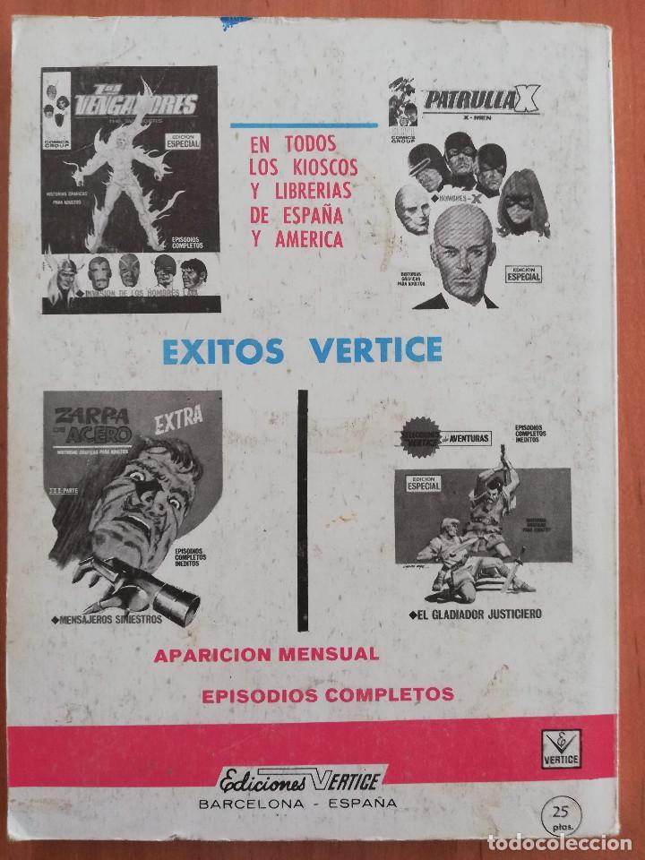 Cómics: MAX AUDAZ Nº 17 TACO VERTICE - Foto 2 - 183495730