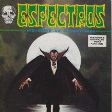 Comics : ESPECTROS NUMERO 30 VERTICE. MUY BUEN ESTADO. Lote 183495997