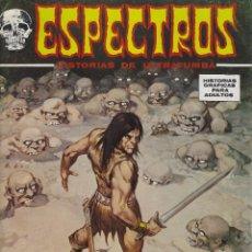 Comics : ESPECTROS NUMERO 32 VERTICE. MUY BUEN ESTADO. Lote 183496082