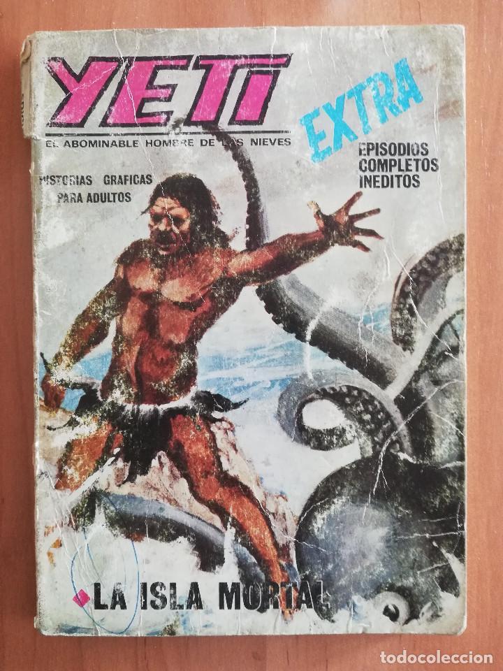 YETI Nº 3 TACO VERTICE (Tebeos y Comics - Vértice - V.1)
