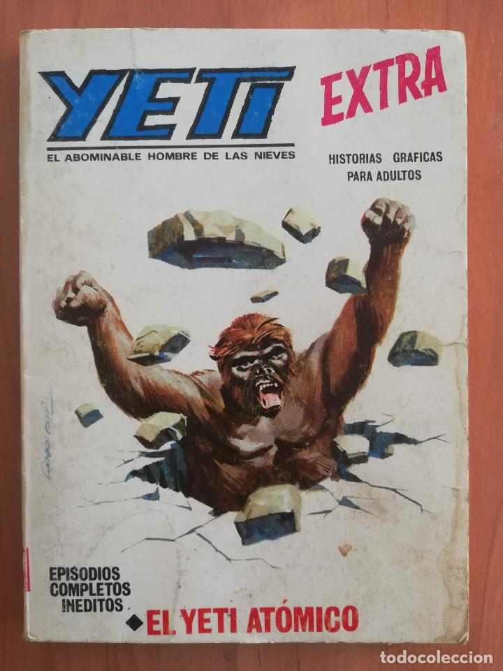 YETI Nº 4 TACO VERTICE (Tebeos y Comics - Vértice - V.1)