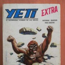 Cómics: YETI Nº 4 TACO VERTICE. Lote 183496692