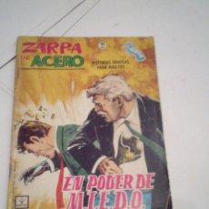 Cómics: ZARPA DE ACERO - VERTICE - GRAPA - NUMERO 25 - CJ 32 - GORBAUD. Lote 183516642