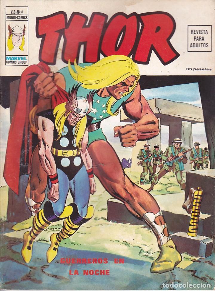 COMIC COLECCION THOR VOL.2 Nº 8 (Tebeos y Comics - Vértice - Thor)