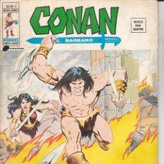 Cómics: COMIC COLECCION CONAN EL BARBARO VOL.2 Nº 17. Lote 183696132