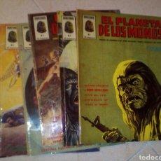 Cómics: EL PLANETA DE LOS MONOS (SIMIOS), COLECCIÓN COMPLETA 6 NÚMEROS. VÉRTICE. Lote 183719862