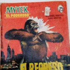 Cómics: OFERTA MYTEK EL PODEROSO Nº 13 - EL REGRESO DE MYTEK - VER DESCRIPCION. Lote 183766658