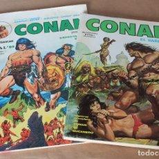 Cómics: CONAN EL BARBARO - ANUAL 80 - EXTRA 1 CONAN EL BUCANERO - VERTICE - MUY BUEN ESTADO. Lote 183814580