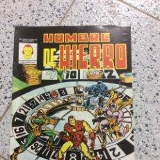 Cómics: HOMBRE DE HIERRO CASINO FATAL. Lote 183827257