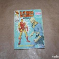 Cómics: EL HOMBRE DE HIERRO Nº 2, 128 PÁGINAS, VOLUMEN 1, EDITORIAL VÉRTICE. Lote 183913330