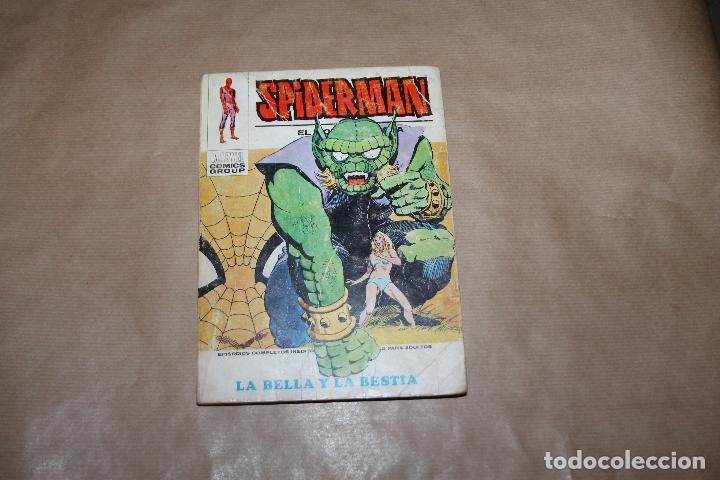 SPIDERMAN Nº 46, 128 PÁGINAS, VOLUMEN 1, EDITORIAL VÉRTICE (Tebeos y Comics - Vértice - V.1)