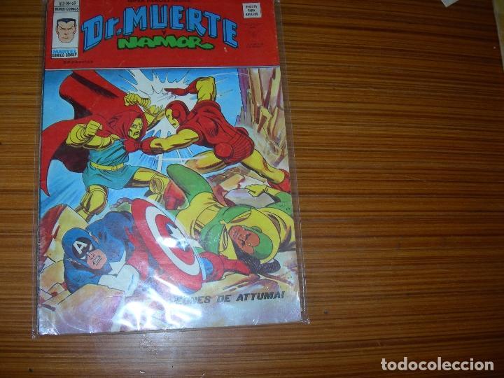 SUPER HEROES V.2 Nº 69 EDITA VERTICE (Tebeos y Comics - Vértice - Super Héroes)