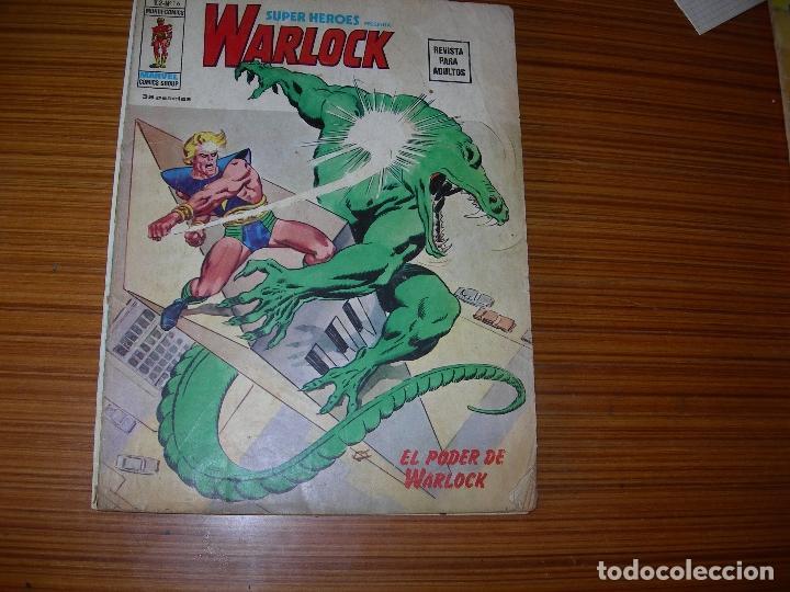 SUPER HEROES V.2 Nº 16 EDITA VERTICE (Tebeos y Comics - Vértice - Super Héroes)