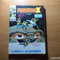Comics : PATRULLA X Nº 21 VERTICE VOLUMEN 1 1969. Lote 184142427